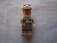 Lego Starwars Hoth Rebel Officer 2012 Advent Calender