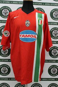 Maglia-calcio-JUVENTUS-NEDVED-TG-XXL-05-06-shirt-trikot-camiseta-jersey-maillot