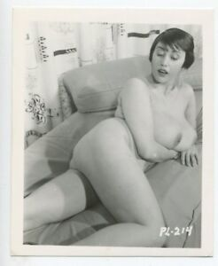 Linda model vintage nude west