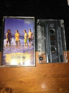 INDECENT-OBSESSION-SPOKEN-WORDS-Cassette-Tape