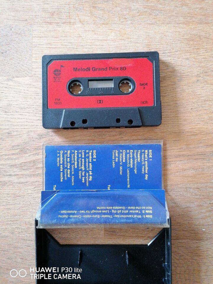 Bånd, Melodi Grand Prix 1980, Grand Prix 80
