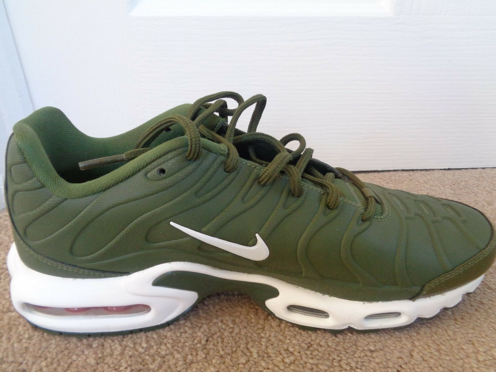 Nike air max plus vt ausbilder turnschuhe turnschuhe turnschuhe 505819 300 eu - 42 us - 8,5 neue + box 7be628