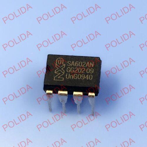 10PCS IC DIP-8 SA602AN SA602AN//01 SA602A