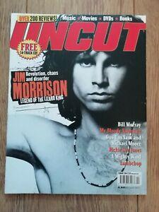 UNCUT MAGAZINE # 81 FEBRUARY 2004 JIM MORRISON MY BLOODY VALENTINE LAMBCHOP