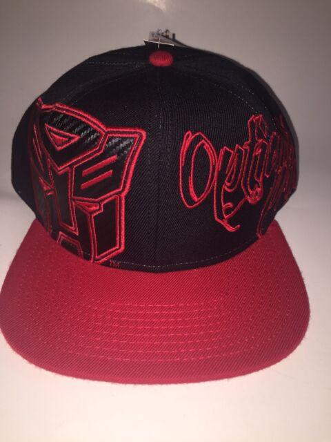 811a3c7c7 Transformers Optimus Prime Baseball Cap Hat Snapback Adjustable