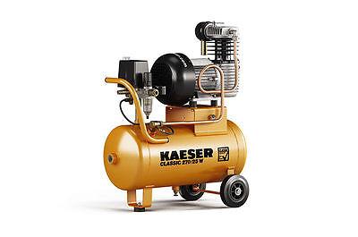 Kaeser Kompressor Classic 270//25W Handwerkskompressor Werkstatt