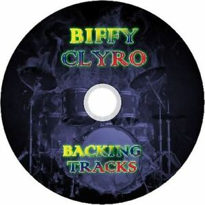 BIFFY-CLYRO-GUITAR-BACKING-TRACKS-CD-BEST-GREATEST-HITS-MUSIC-PLAY-ALONG-ROCK