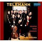 Georg Philipp Telemann - Telemann: Sonaten; Trios; Concerti (2014)