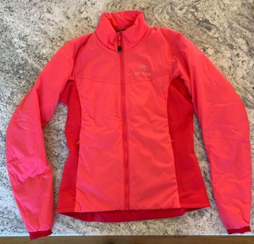 Arcteryx Women's Atom Jacket Pink Small