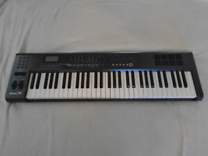 m audio keystation 61 ii 61 key usb keyboard midi controller ebay. Black Bedroom Furniture Sets. Home Design Ideas