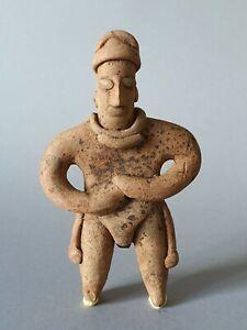 Guerisseuse-Colima-Mexique-100-Av-a-250-apres-Jc-precolombien-precolumbian