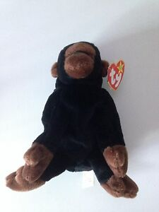 b7a2f72b35a TY Beanie Babies - Congo The Gorilla  Rare  Indonesian with Tag Error