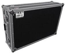 Pro X XS-NS7IIIWLT Flight Case 4 Numark NS7III / NS7 III II 2 3 w/ Laptop Shelf