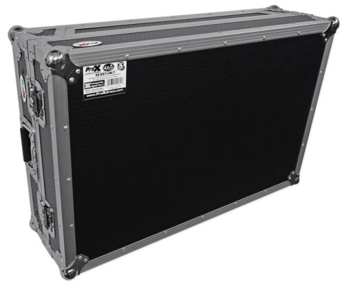 NS7 III II 2 3 w// Laptop Shelf Pro X XS-NS7IIIWLT Flight Case 4 Numark NS7III