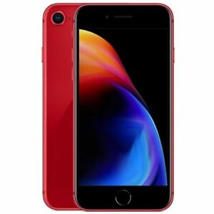 Carte Sim Free Prix.Details Sur Apple Iphone 8 64gb Sim Free Unlocked Ios Smartphone Red Pristine