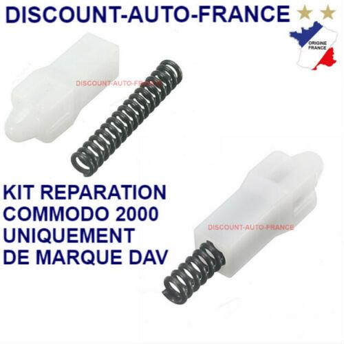 Kit reparation Com2000 Berlingo Xsara Picasso 206 307 406 Partner commodo phares