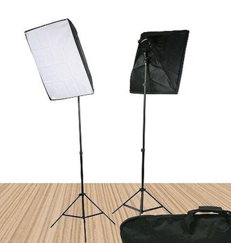 Video Lighting Kit Photo Studio 2000 Watt Digital Continuous Chro