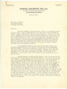 CHRISTY-WALSH-1941-TLS-letter-GEHRIG-during-screenplay-of-PRIDE-OF-THE-YANKEES