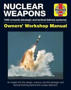 Nuclear-Weapons-Operations-Manual-All-models-from-1945-9781785211393-Brand-New