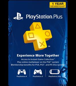 Sony-PlayStation-Plus-1-Year-Membership-Subscription-US-REGION