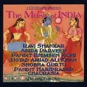 Various Artists : Music of India, The: The Gold Collection CD 2 discs (2004)