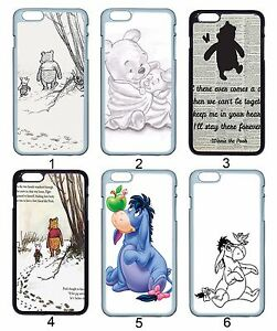 Winnie-the-Pooh-Piglet-Eeyore-For-Samsung-Galaxy-amp-Apple-iPhone-iPod-Case-Cover