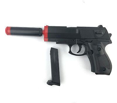 Pistola giocattolo VINPORTEX per bambini 129422 con pallini e silenziatore | eBay