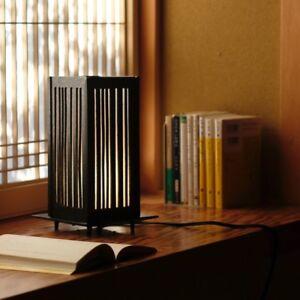Electric Andon Japanese Aluminum Lamp Lantern Dhima Stripe Takaoka