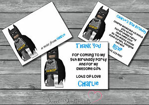 Lego-Batman-Personalised-Birthday-Party-Invite-Thank-You-Card-Note-12