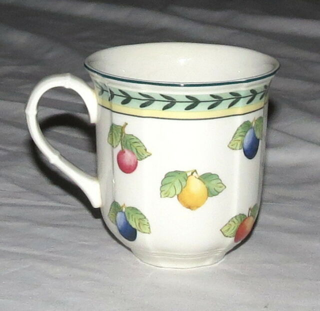 Villeroy Boch French Garden Fleurence 3 1 2 Mug