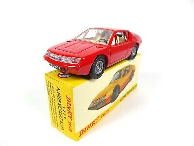 Renault Alpine A 310-1:43 DINKY TOYS 1411 MODELLAUTO CAR MB412