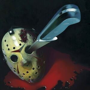 FRIDAY-THE-13TH-THE-FINAL-CHAPTER-034-soundtrack-034-2XLP-colored-vinyl-Waxwork