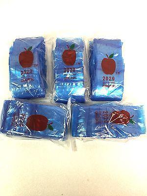 Top Quality 500 125125 Black Color Apple Brand Baggies Mini Zip Lock Bags