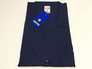 Travail Bleu Blouse 35 65 Mod Coton Polyester Homme Record Siggi Rw57q4X7