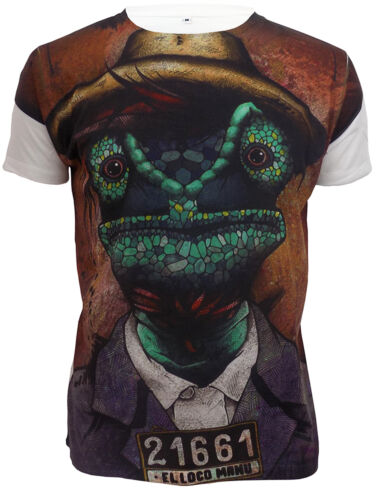Trendy Sublimation Front Print T Shirts//Owl//Fox//Bear//Swag Dope//Rasta//Cat//Top