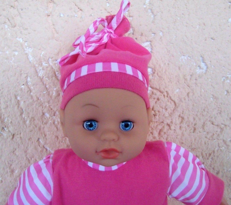 Muñeca Muñeca Muñeca parlante Baby 32 cm de forma interactiva cara dulce regalo-Tipp  7b30c1