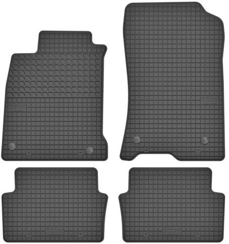 Fußmatten für Renault Laguna 3 2007-2015 Gummi Gummimatten passgenau