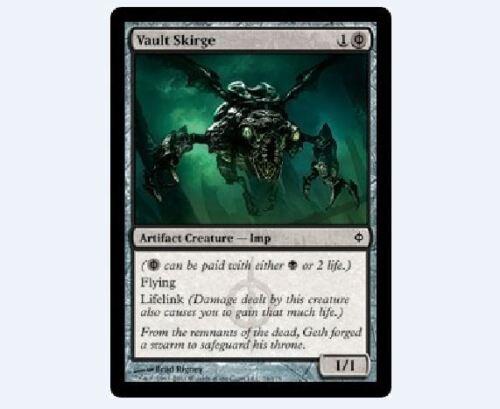 NM Vault Skirge New Phyrexia C Magic MTG