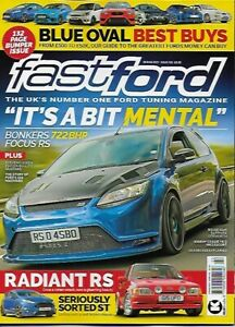 Fast-Ford-Magazine-Spring-2021-NEW-Post-Included-To-UK-EU