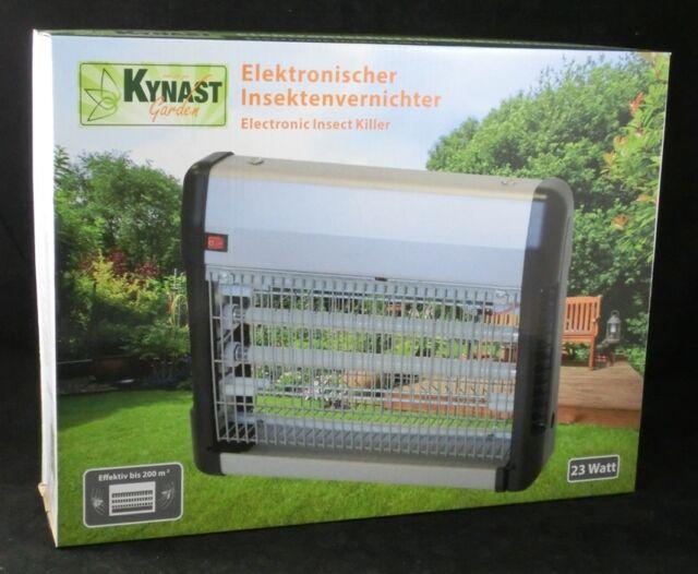 Elektrischer Insektenfänger Insektenvernichter Insekten Bekämpfung Elektrisch
