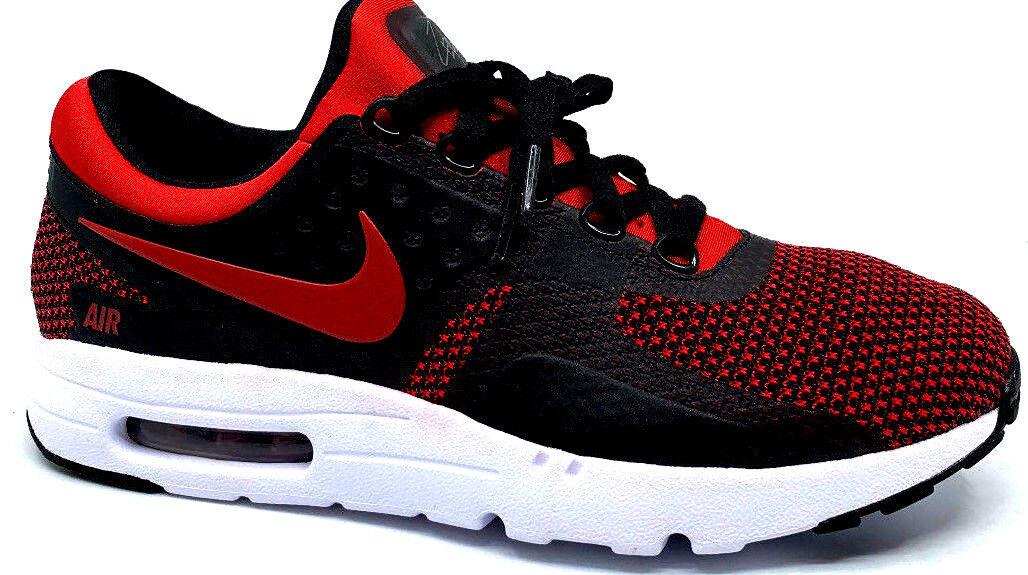 Nike Max Zero Essential Zapatillas para hombre Air Universidad Rojo 876070-600