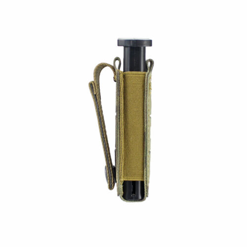 US Tactical Molle Single Magazine Pouch Pistol Mag Bag Waist Belt Hunting Pouch