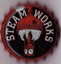 STEAM WORKS - WHITE ANGEL IPA - KANADA / CANADA 2017 - BOTTLE CAP / CROWN CAP