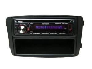 Kenwood-CD-MP3-USB-Radio-Mercedes-C-Klasse-W203-Lenkradfernbedienung-Adapter