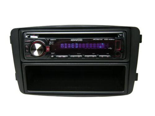 Kenwood CD mp3 radio USB mercedes clase c w203 adaptador de volante