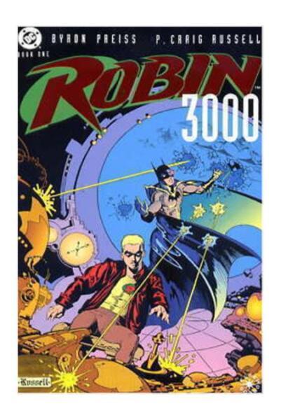 Robin 3000 #1 FN 1992 Stock Image