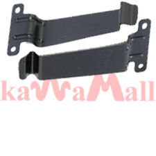 2X Belt Clip Steel for KENWOOD TK-280 380 480 TK-3107