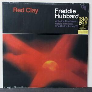 FREDDIE-HUBBARD-039-Red-Clay-039-Vinyl-LP-NEW-SEALED