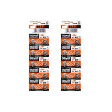 20 Pieces Maxell LR44 A76 357 303 AG13 1.5V Coin Cell Button Batteries