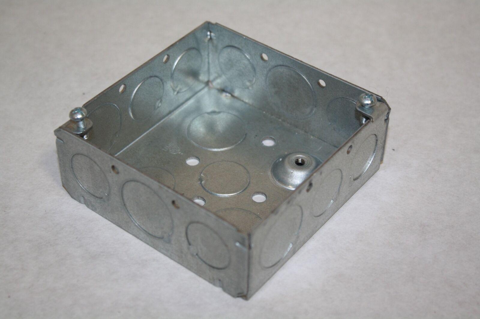 (18 )ORBIT 4SB-50 75 4  x 1 1 2  SQUARE WELDED BOX